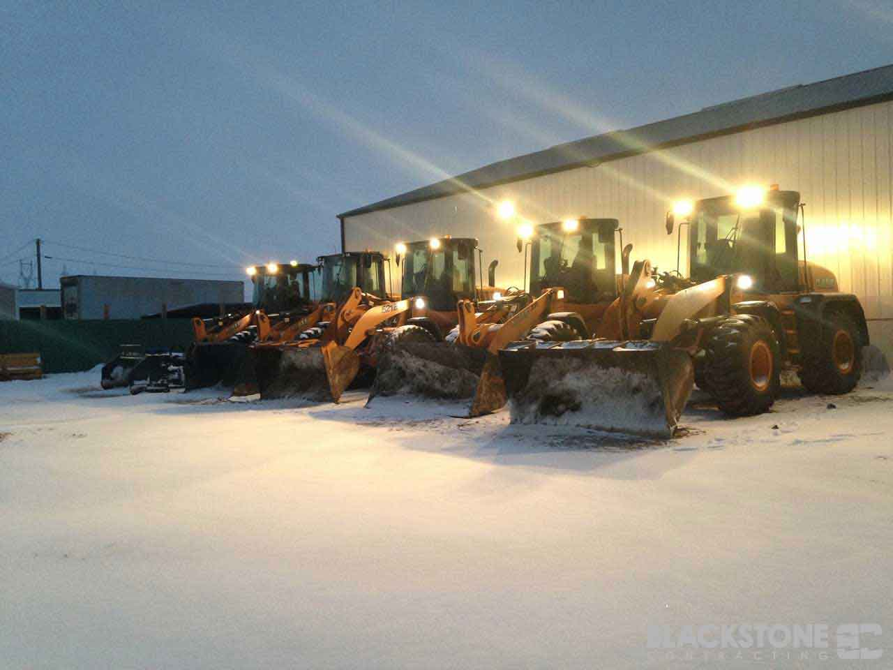 Commercial snow removal winnipeg